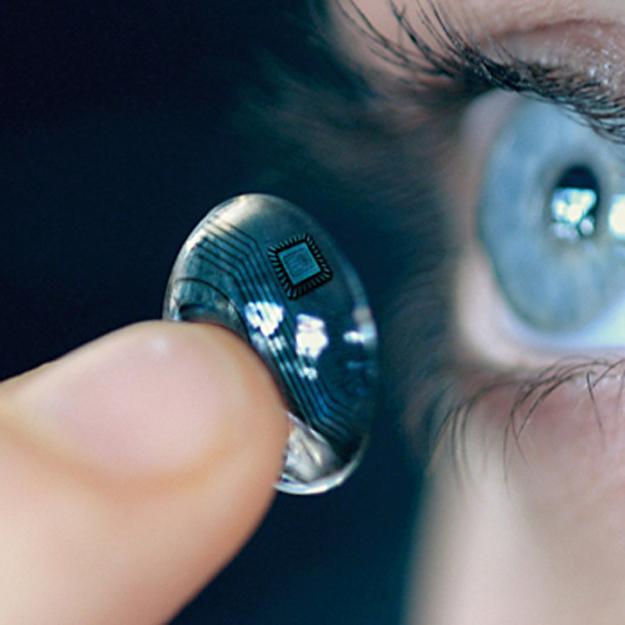 Computer Contact Lenses